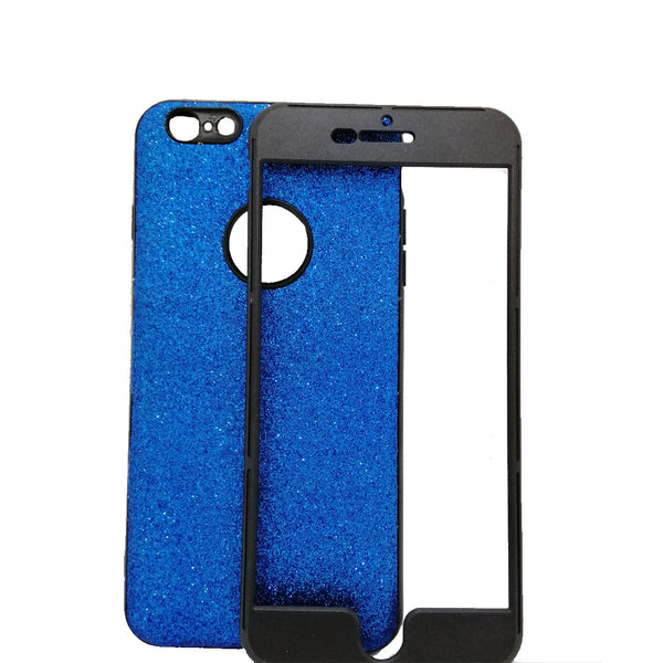 360 Shockproof Protective Case with Dual Layer Hard Plastic Cover and Soft Rubber Case