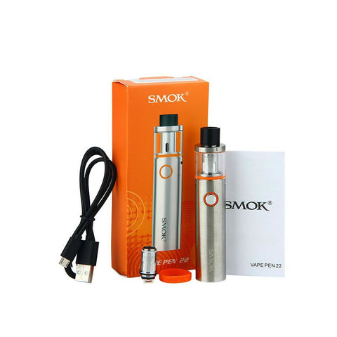 Original Smok Vape Pen 22 Plus Kit with 4ml Tank