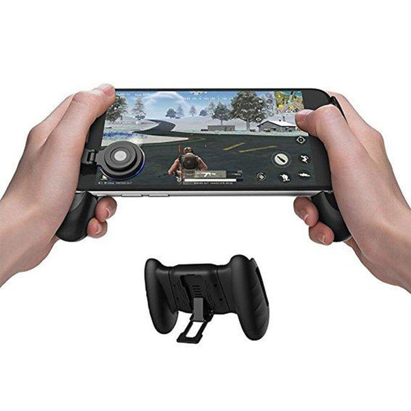 3 in 1 Joystick Grip Extended Handle Sucker Gamepad Mobile Phone Holder