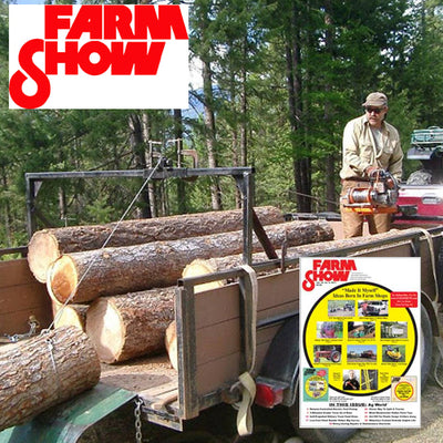 Lewis Winch featured in Farm Show Magazine!
