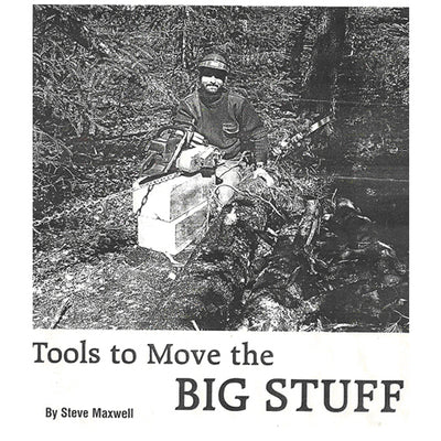 Mother Earth News - Tools to Move the Big Stuff