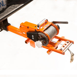 Lewis Winch Trailer-Hitch Mount