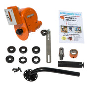 Lewis Winch Direct Drive Multi Drill package contents