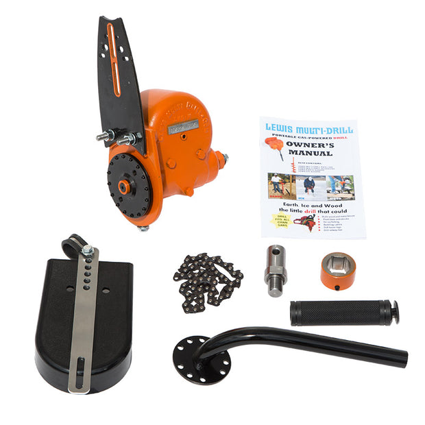 Lewis Winch Universal Multi Drill Package