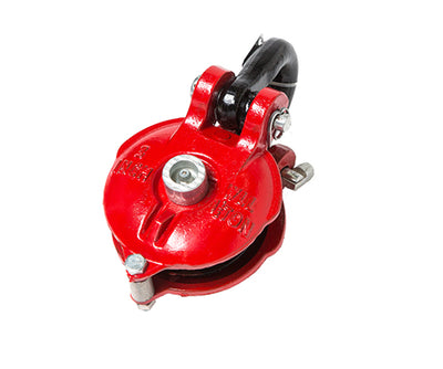 "Lewis Winch 5"" Snatch Block 4.5 ton"