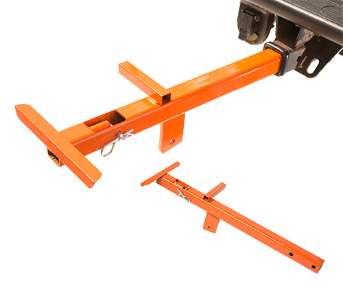 Lewis Winch Trailer-Hitch Mount c/w Lock