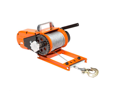 Lewis Winch 400 MK2 - LEWIS WINCH BACKORDERED: ORDERS PLACED TODAY SHIP JUNE