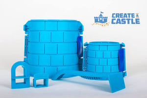 Create A Castle Deluxe Kit Upgrade - Toy Of The Year 2020 Finalist!