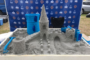 Sand & Snow Castle Kit - Mini Deluxe Tower Kit
