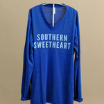 Sweetheart Unisex Long Sleeve Tee from Honey Darling Company