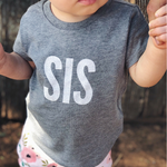 Because all little girls are called sis. Honey Darling Company sis tee.