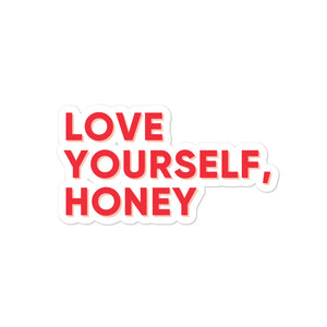 Love Yourself | Sticker