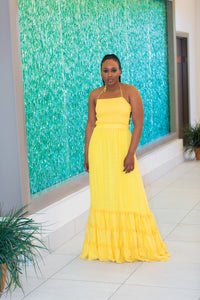 Lemonade Maxi Dress