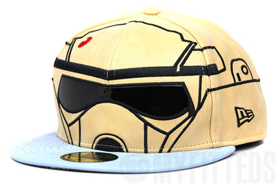 Star Wars Rogue One: A Star Wars Story Scarif Shoretrooper Character Armor New Era Fitted Cap