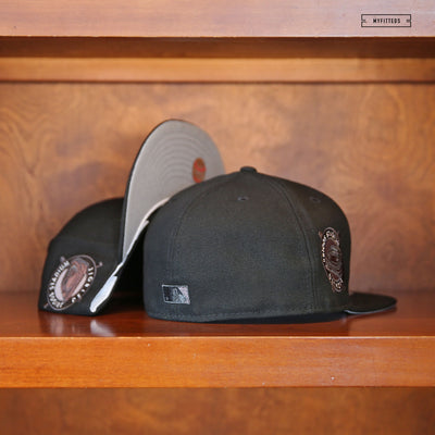SEATTLE SUPERSONICS LOGO MURAL A-FRAME ZX930XEQT NEW ERA SNAPBACK HAT