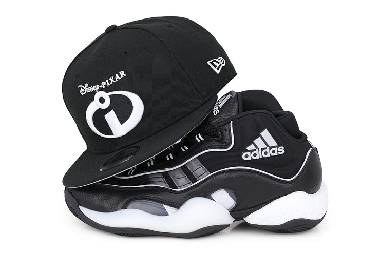 DISNEY PIXAR THE INCREDIBLES CRAZY X 98 BYW NEW ERA SNAPBACK