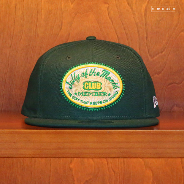 NATIONAL LAMPOON'S XMAS VACATION JELLY OF THE MONTH CLUB NEW ERA SNAPBACK