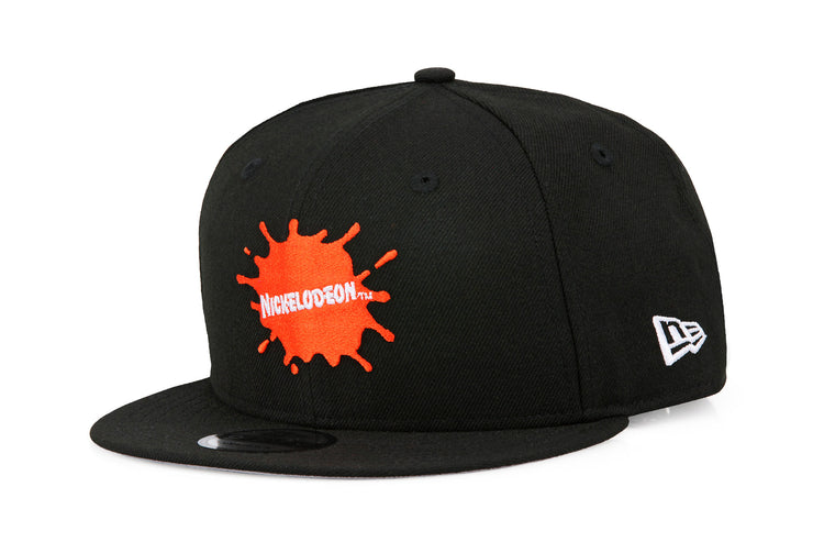 NICKELODEON CLASSIC LOGO NEW ERA 9FIFTY SNAPBACK HAT