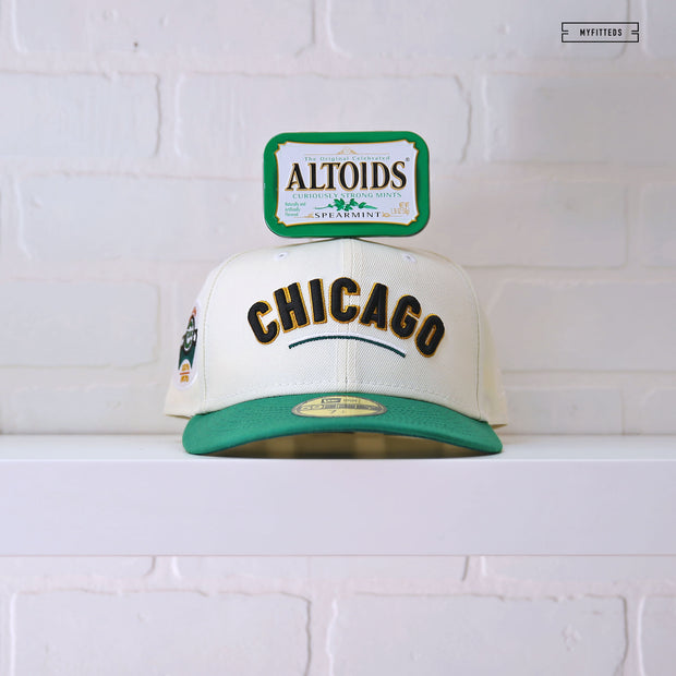 "BALTIMORE ORIOLES 1993 ALL-STAR GAME ""OFF-WHITE"" NEW ERA FITTED CAP"