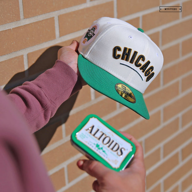 MODESTO CRUISERS CALI LEAGUE SEAN WOTHERSPOON AIR MAX 1/97 NEW ERA SNAPBACK