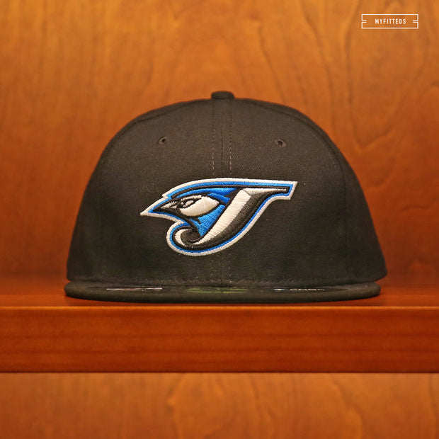 TORONTO BLUE JAYS COOL BASE MADE IN USA ON-FIELD NEW ERA FITTED CAP
