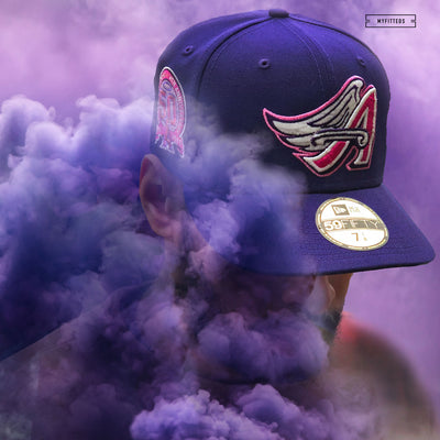 "CHICAGO WHITE 2002 ALL-STAR GAME ""CHEESE WHIZ"" NEW ERA FITTED CAP"