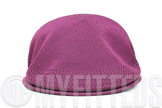 Kangol Tropic Ventair Ox Blood Purple Summer Ivy Hat