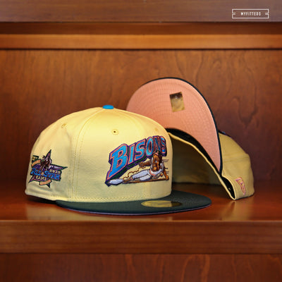 "BUFFALO BISONS 25TH ANNIVERSARY ""SEAN WOTHERSPOON"" NEW ERA FITTED CAP"
