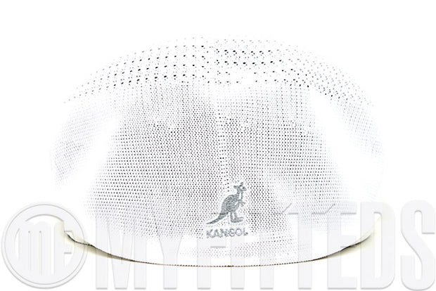 Kangol Tropic Ventair White Summer Hat