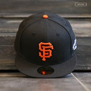 SAN FRANCISCO GIANTS 2002 WORLD SERIES NEW ERA FITTED CAP