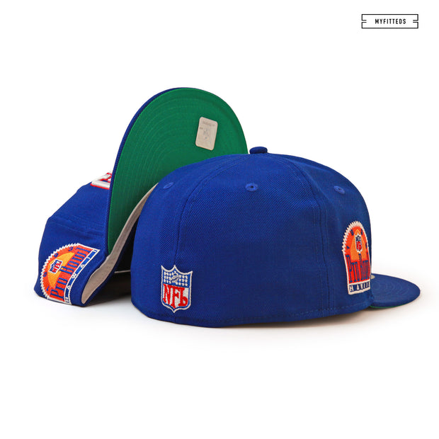 NEW YORK GIANTS 1993 NFL PRO BOWL HAWAII NEW ERA FITTED CAP