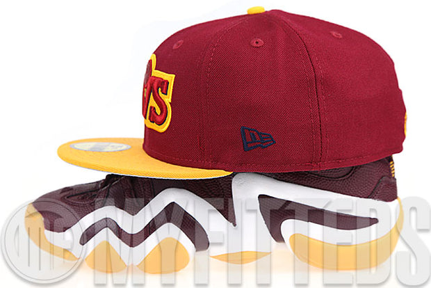 Cleveland Cavaliers Russet Sunset Autumnal Equinox Midnight Navy Home Team New Era Fitted Cap