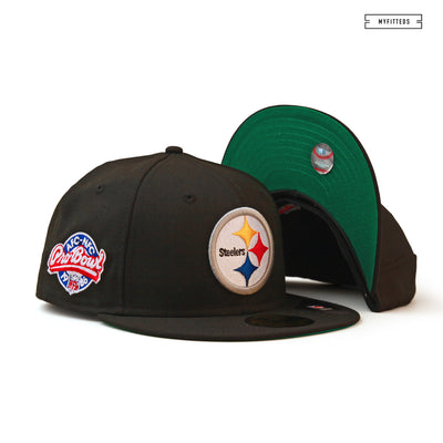 PITTSBURGH STEELERS 1986 NFL PRO BOWL HAWAII NEW ERA FITTED CAP