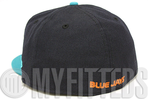 Toronto Blue Jays Midnight Navy Blue Aqua Shadow Citrus Seaglass Wicker Pink New Era Hat