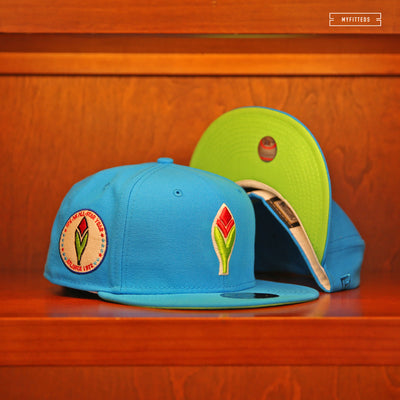 "ATLANTA BRAVES 1972 ALL-STAR GAME ATLANTA ""ATLIENS"" NEW ERA FITTED CAP"