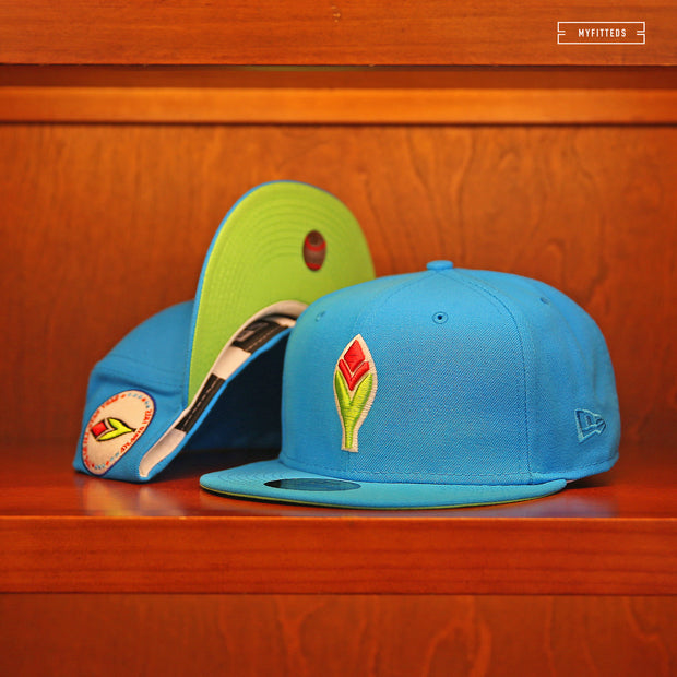 MONTREAL EXPOS OLYMPIC STADIUM SIDE PATCH NEW ERA 59FIFTY FITTED CAP