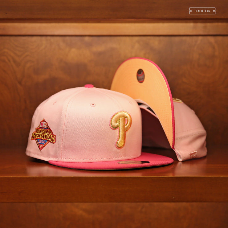 MINNESOTA TIMBERWOLVES METAL & THREAD NEW ERA 9FIFTY SNAPBACK HAT