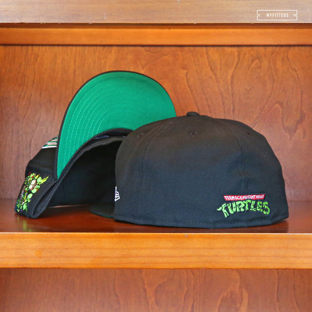 "TEENAGE MUTANT NINJA TURTLES ""COWABUNGA PIZZA NYC"" NEW ERA HAT"