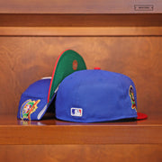 CLEVELAND INDIANS 1920 WORLD SERIES ON-FIELD NEW ERA FITTED CAP