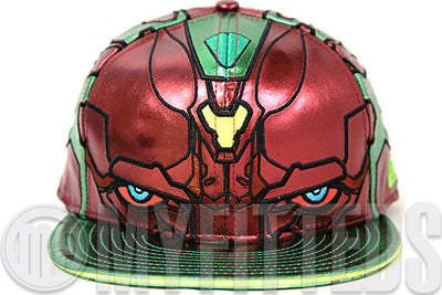 Avengers Age of Ultron Vision Character Armor New Era 59Fifty Reflective Fitted