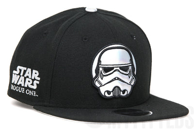 sale retailer 0a02a 6a116 Star Wars Rogue One  A Star Wars Story Stormtrooper Holographic New Era  Original Fit Snapback