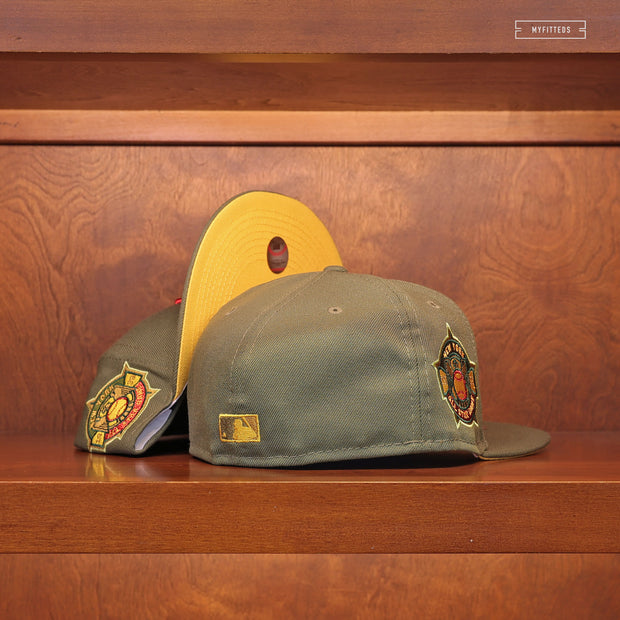 CHICAGO BULLS TEAM ACCOLADES DOUBLE KNIT CUFFED NEW ERA SKULLY