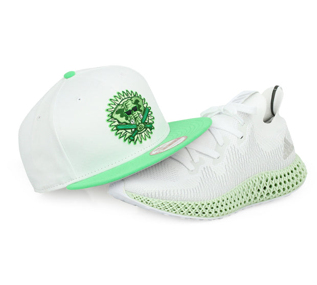 OAKLAND ATHLETICS ADIDAS ALPHA EDGE 4D FUTURE CRAFT NEW ERA SNAPBACK