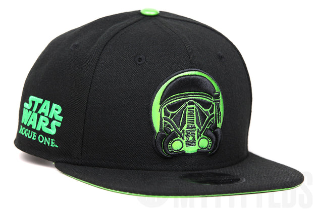 Star Wars Rogue One: A Star Wars Story Deathtrooper Holographic New Era Original Fit Snapback