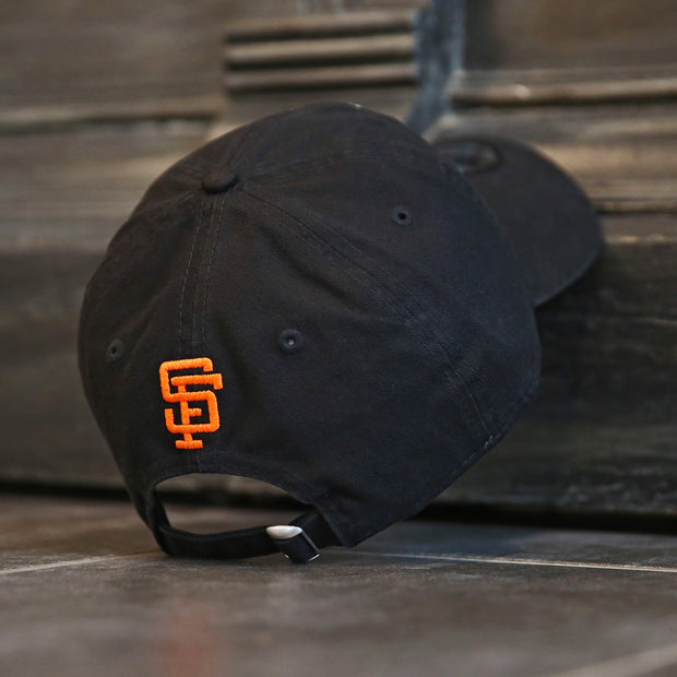 "SAN FRANCISCO GIANTS 1989 WORLD SERIES ""BATTLE OF THE BAY"" NEW ERA DAD HAT"