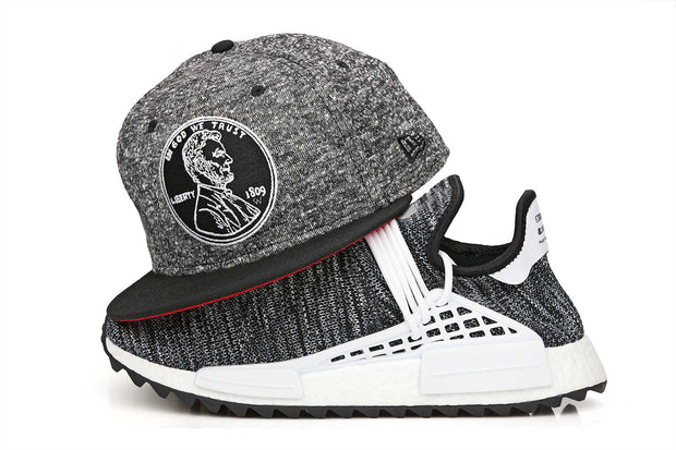 "Penny One Cent Jet Black NE Shadow Tech Air Foamposite Pro ""Tech Fleece""  PW NMD HU TR  New Era Snapback"