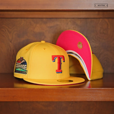 DETROIT STARS CARBON GRAPHITE / MOONBEAM NEGRO LEAGUE NEW ERA FITTED CAP