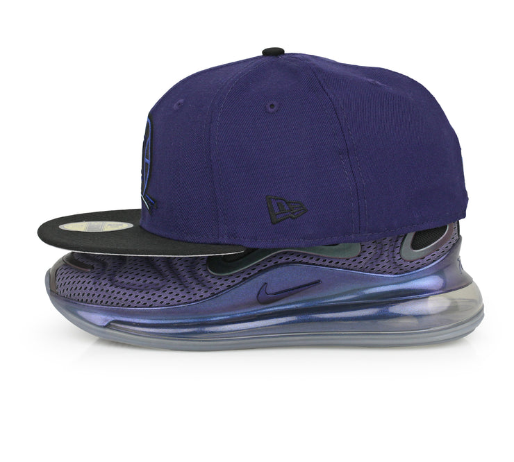 "LOS ANGELES CLIPPERS NIKE AIR MAX 720 ""NORTHERN LIGHTS (NIGHT)"" MATCHING NEW ERA HAT"