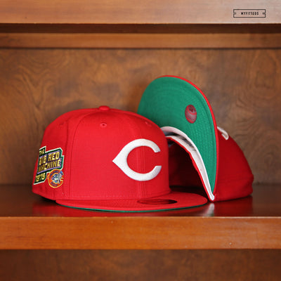 "NEW YORK KNICKS GLOW GAME ""GLOW IN THE DARK"" NEW ERA 59FIFTY FITTED CAP"