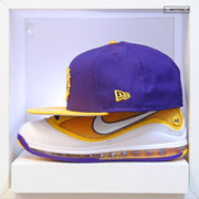 "LOUISVILLE CITY FOOTBALL CLUB LEBRON VII ""MEDIA DAY"" NEW ERA 59FIFTY FITTED CAP"